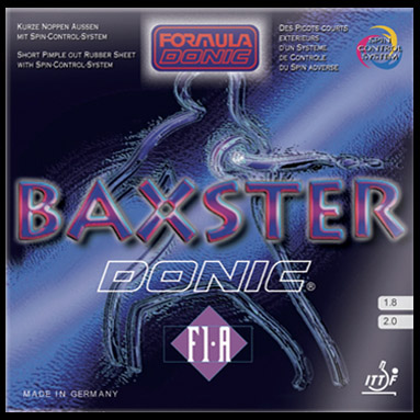 Baxster F1.A